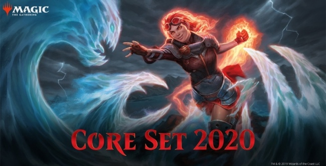 Rolling For Initiative--A Big Change Coming with 'Magic Core Set 2020'