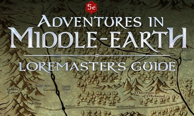 adventures in middle earth pdf