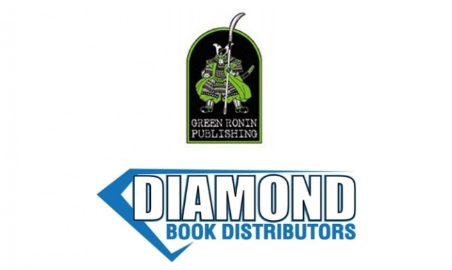Icv2 green ronin diamond distribution agreement platinumwayz