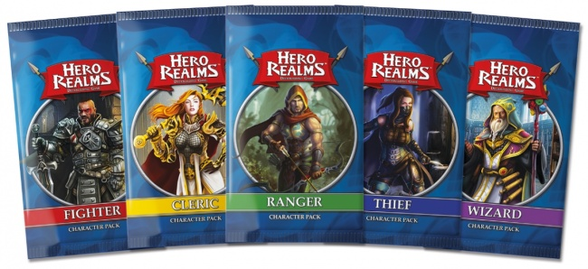 Hero Realms Character Packs