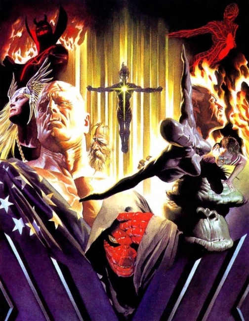 ICv2: Marvel's Earth X Comes to 'HeroClix'
