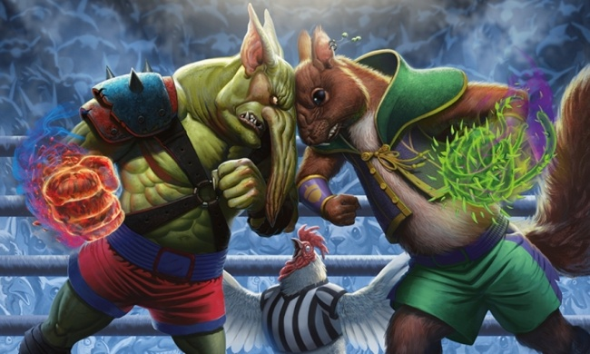 'Magic: The Gathering' Gets 'Unsanctioned'