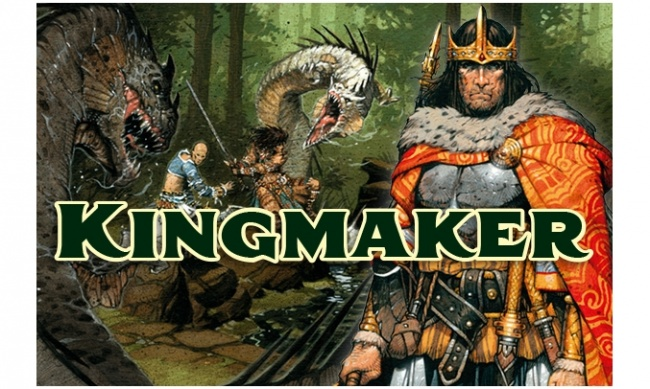 ICv2: 'Pathfinder's' 'Kingmaker' Gets Anniversary Edition