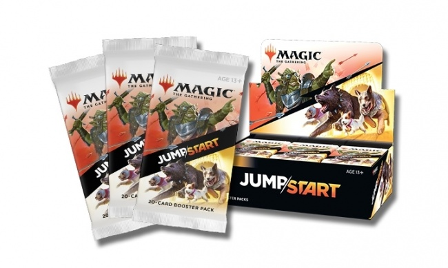 Wizards of the Coast Unveils 'Magic: The Gathering' 'Jumpstart'