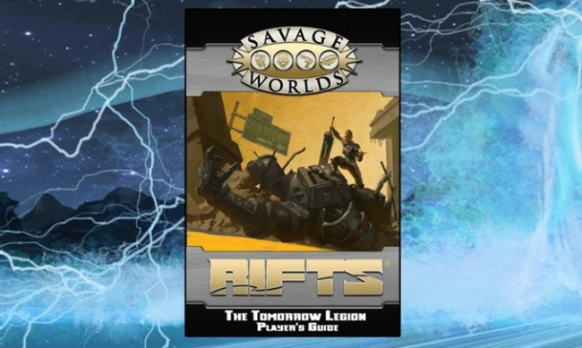 Icv2 pinnacle unveils 39 rifts 39 for 39 savage worlds 39 for Bureau 13 savage worlds