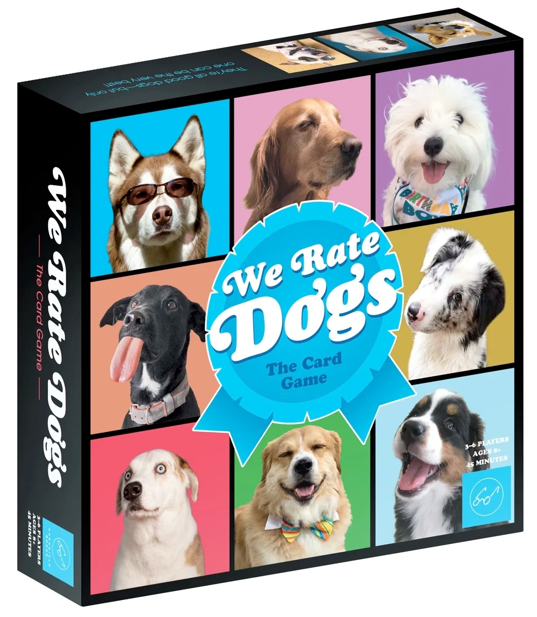 ICv2: 'We Rate Dogs: The Card Game' and 'Oh My God, Stacy ...