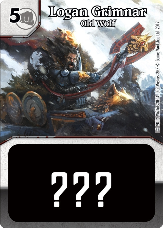 Preview photos of the 2018 Warhammer 40k Dice Masters